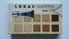 LORAC Unzipped Eyeshadow Palette with Eye Primer