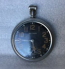 Military Pocket Watch by WALTHAM Circa 1940