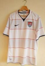 USA Home 07/08 Official Nike Football Shirt New Without tags UK L