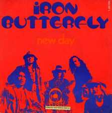 """IRON BUTTERFLY """"NEW DAY"""" ORIG FR 1971"""