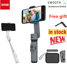 Zhiyun Smooth X Foldable handheld 2-Axis gimbal stabilizer for Iphone Smartphone