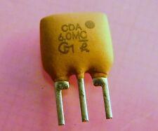 20x CDA6.0MC Keramikfilter 6.0MHz, Murata