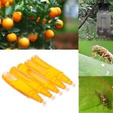 5Pcs/Bag 2ml Fruit Fly Attractant Trap Bait Beekeeping Beehive Tool Killer Swarm
