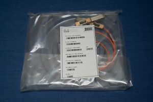 BRAND NEW!! Cisco 10GBASE-AOC SFP+ Active Optical Cable Assembly SFP-10G-AOC1M