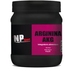 ARGININA AAKG 420g L-Arginina alfa-chetoglutarato NEUTRO POLVERE