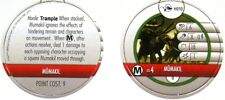 HeroClix Lord of the Rings Token H010 Mumakil