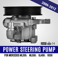 For Mercedes-Benz ML350 ML550 GL450 R350 Power Steering Pump 005466220 Local Hot