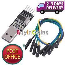 USB a RS232 TTL Módulo Convertidor PL2303HX Auto Convertidor Adaptador 5V salida 3.3V