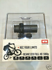 Camera Full HD 1080P Maptaq Qcamz Waterproof ECO Outdoor Extreme Sports Activity