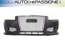 Paraurti anteriore Audi A3 3/5 porte completo ABS S3 Look griglia RS no S-line