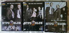 NYPD BLUE - New York Police Department - 3 DVD - Stagione 1
