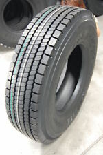 (4-Tires) 245/70R19.5 H/16 143/141M- Open Shoulder TRC Truck Tire 24570195(#785)