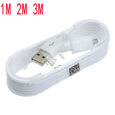 1M/2M/3M Data Sync Fast Charging Cable Micro USB Cord For Samsung Android Phones