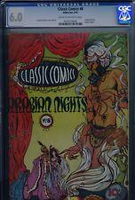 CLASSIC COMICS #8 - CGC-6.0, CR-OW - Original - Arabian Nights