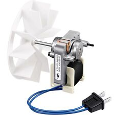 Bathroom Vent Fan Motor And Blower Wheel Replacement Electric Motors Kit Comp