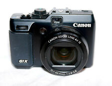 Canon PowerShot G1 X 14.3MP Digital Camera - Black