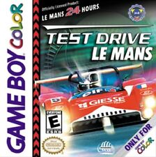 Test Drive Lemans GBC New Game Boy Color