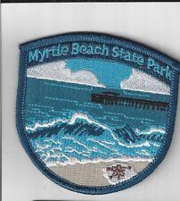 Myrtle Beach State Park South Carolina Souvenir Patch