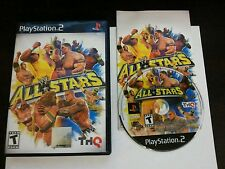 WWE All Stars - Playstation 2 Game Complete