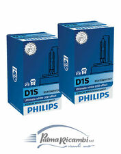 2 LAMPADE D1S PHILIPS XENON 6000 K WHITE VISION gen2 LED EFFECT 85V 35W