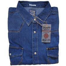 Wrangler Regular Fit Casual Shirts & Tops for Men