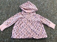 Sonoma Floral Zip-Up Hooded Jacket 6-9M