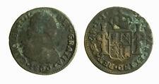 s281_17) SPAIN Carolus IIII  Perù SPANISH COLONY 2 Reales  1800 IJ LIMA