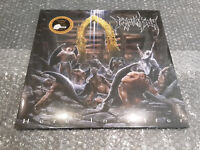 IMMOLATION: Here in After GOLD / GOLDEN DELUXE Vinyl LP (2015), lim. 200 Death