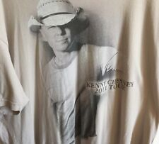 Kenny Chesney 2011 Tour Shirt Concert T Shirt