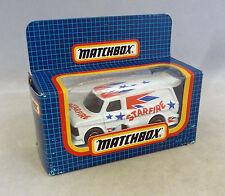 "Matchbox Blue Box MB72 Ford Transit Supervan ""Starfire"""