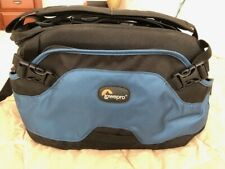 RARE NWT LOWEPRO INVERSE 200 AW Camera Beltpack ARCTIC BLUE