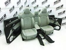 Audi RS6 A6 4G C7 Avant Lederausstattung Ledersitze Sitze Sportsitz Sport SHZ