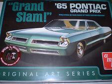 AMT GRAND SLAM '65 PONTIAC GRAND PRIX 1/25 SCALE MODEL KIT AMT990/12 NEW NIB