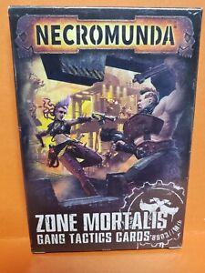NCZD31 WALL SIMPLE NECROMUNDA ZONE MORTALIS WARHAMMER 40000 W40K BITZ D4