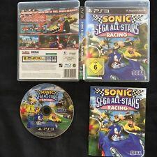 Ps3 Sonic & Sega All Stars Racing Scatola Originale Sony Playstation 3 #ps3#00165