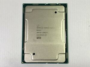 Intel Xeon Gold 6222V SRFQ5 1.80GHz 20 Core Socket LGA 3647 CPU