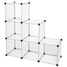 Cube Storage 6-Cube Closet Organizer Storage Shelves Cubes Organizer DIY Closet
