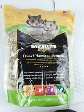 Sunseed 36070 Vita Prima Sunscription Dwarf Hamster Food - High-Variety Formula