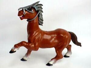 Figurine Horse Dungeons & Dragon Ultra Rare Lnj Toys 1983 Horse 18 X 21 CM