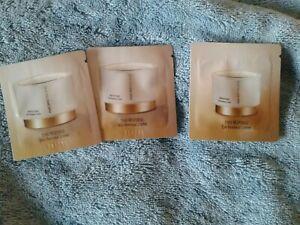 Amore Pacific Time Response Skin Renewal (2) & Eye Renewal (1) Creme Samples