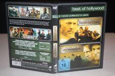 TRÄNEN DER SONNE + DIE VERDAMMTEN DES KRIEGES 2 Movie PACK  -- DVD FSK 16