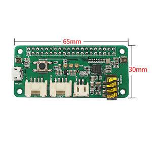 Spracherkennung Intelligentes Modul Erweiterungskarte für Raspberry Pi 0/3B+/4B