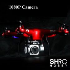 170°Wide Angle Lens 720P Camera Quadcopter Drone WiFi FPV Live Helicopter Hover