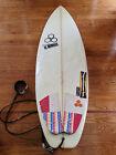 Used Channel Islands 5'6 Motorboat Surfboard - S2 Shortboard