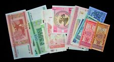 25 Different world banknotes-money currency bills