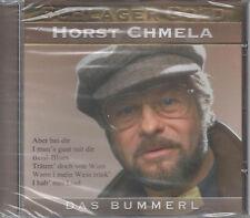 Horst Chmela Das Bummerl CD NEU Aber bei Dir Beisl-Blues Träum' doch von Wien