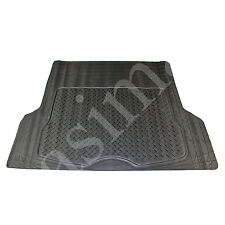 Universal Car Boot Mat Heavy Duty Rubber Liner Protector Non Slip Large New 112