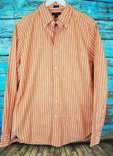 J. Crew Men's Long Sleeve Button Front Shirt Size Medium