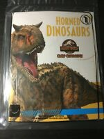 McDonald's Happy Meal 2020 Jurassic World Camp Cretaceous. HORNED DINOSAURS #1
