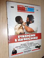 DVD N° 20 I MITICI BUD SPENCER & TERENCE HILL PIEDONE L'AFRICANO 2016